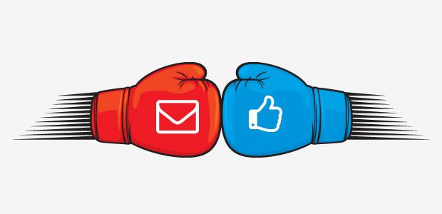 emailvssocialmedia